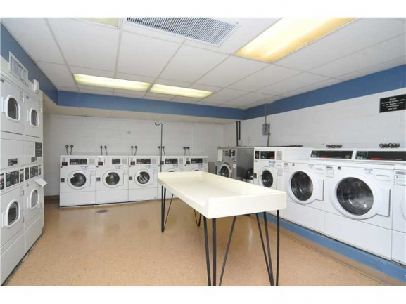 On-Site Laundry Facilities