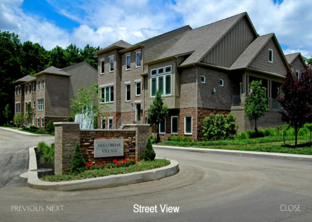 Charming Townhome Community