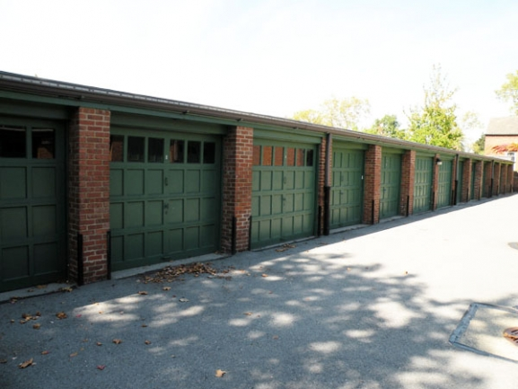 Some Garages are Detached