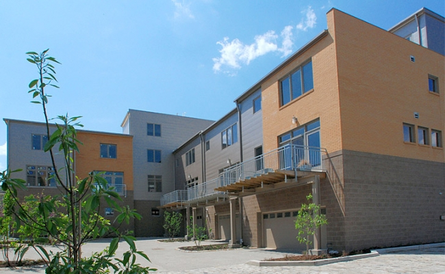 LEED Certified Townhomes