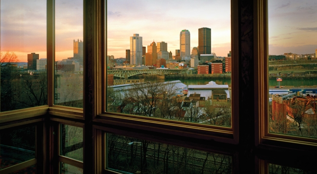 Imagine Waking Up To This View of Downtown Pittsburgh Each Day