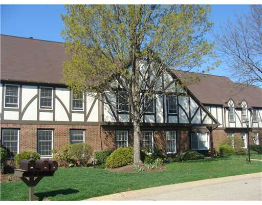 Tudor Style Townhomes