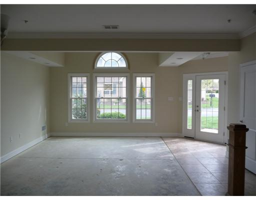 Spacious Rooms with Large Windows