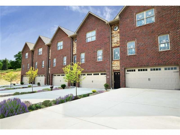 Bridgeview Townhomes - Quality Brick Construction