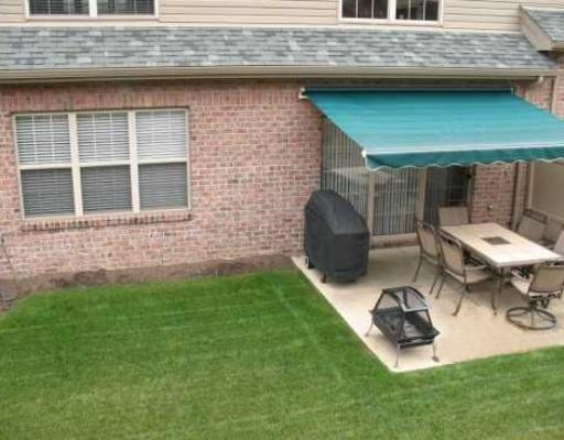 Nice Size Patio and Large Backyards