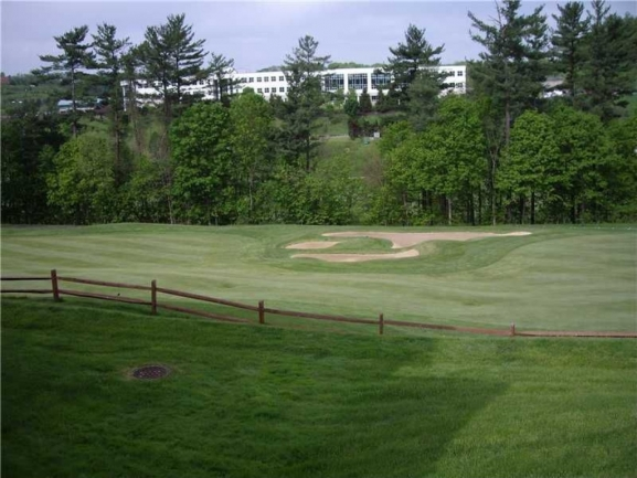 View of Golf Course from some units