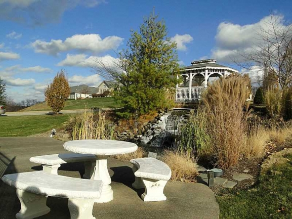 Community Picnic Area and Gazebo