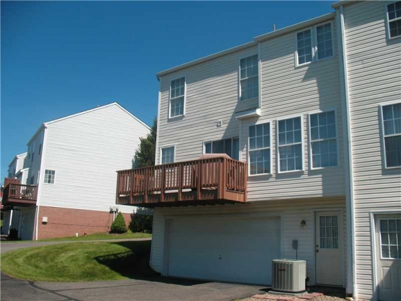 Townhome Rear