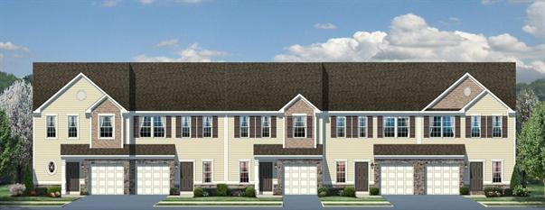 Prestley Heights - New Townhome Construction by Ryan Homes