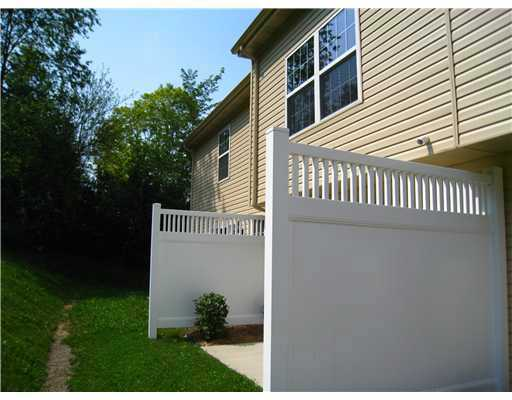 Privacy Fences Between Units