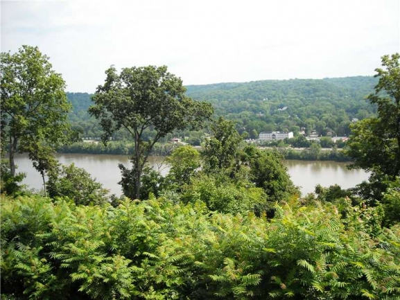 Wooded Views of Ohio River and Sewickley