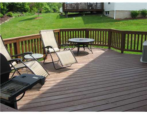 Great Deck Space