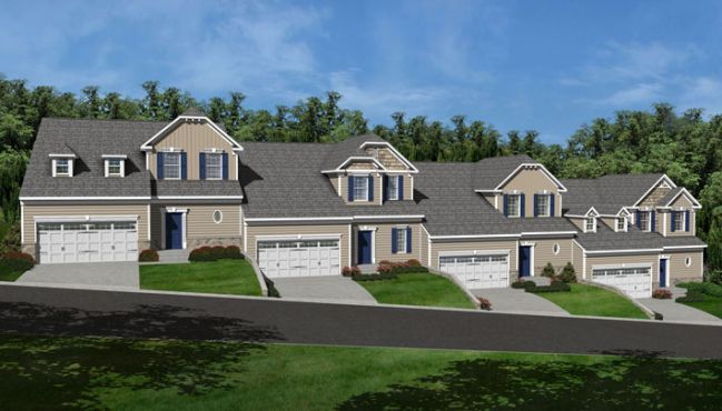 Woodcreek Manor - The St. Albert - Architect's Rendering