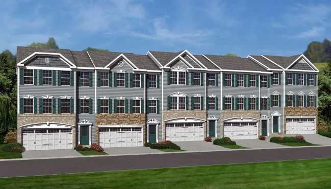 Woodcreek Manor - The St. Mark - Architect's Rendering