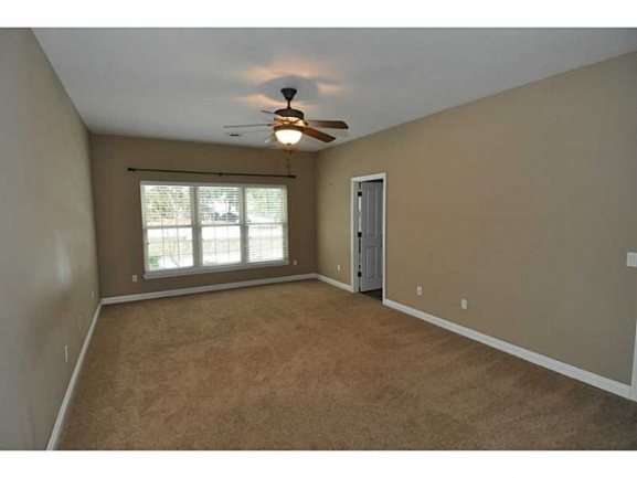 Spacious 2nd, 3rd and 4th Bedrooms