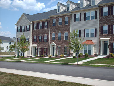 Lovely Townhouses at The Village at Pine
