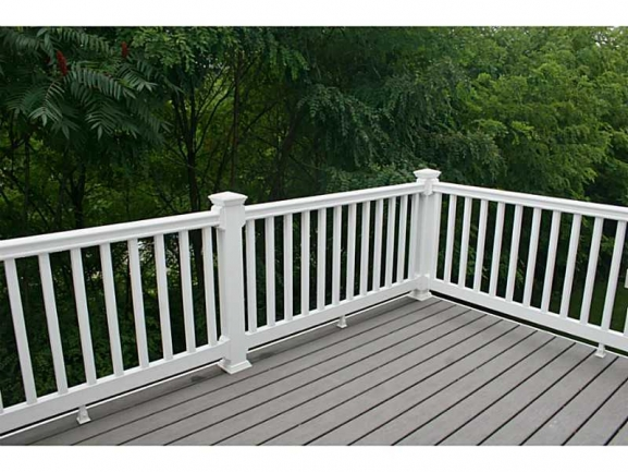 Beautiful Decks on All Homes
