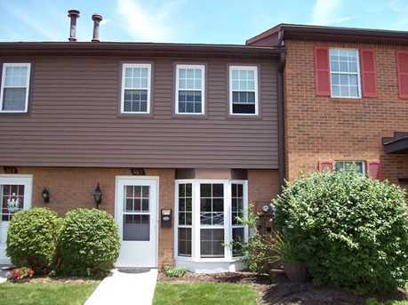 Newton Square is an Affordable and Well Maintained Townhouse Community in Moon Township