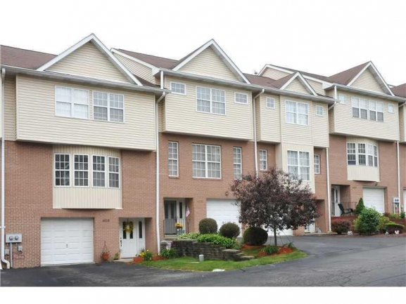Pleasant View Estates ~ Wonderful Newer Townhouse Community in Robinson Township