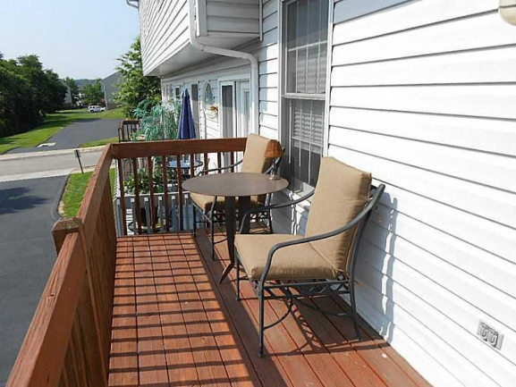 Enjoy Relaxing on Your Deck