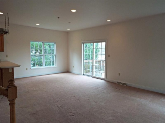 Nice Size Living Rooms