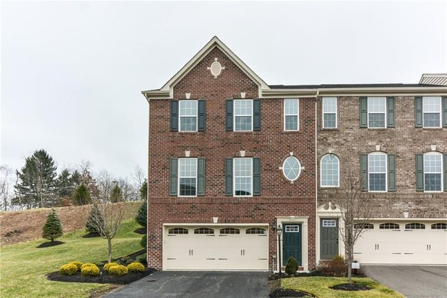 The Village at Marshall Ridge ~ Beautiful Brick Front Townhomes
