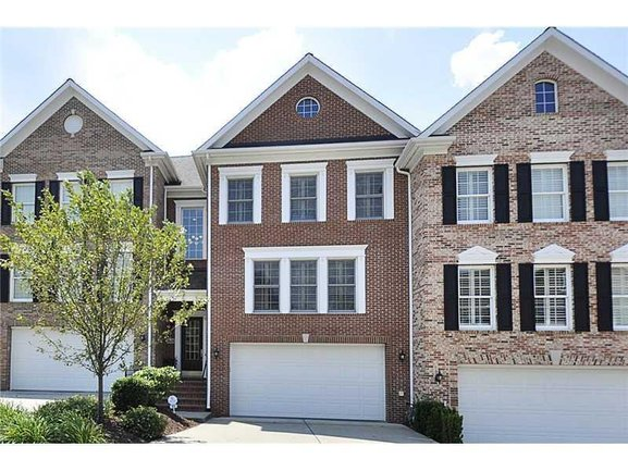 Georgetowne ~ A Distinctive Townhome Community of Colonial Style Brick Townhomes