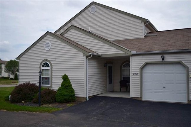 Blueberry Hill is a 55+ Adult Patio Home Community